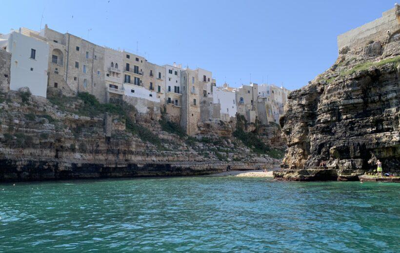 Cliff Tour - Tour in barca alle grotte di Polignano a Mare
